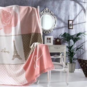 купить Плед Diva Paris Розовый фото