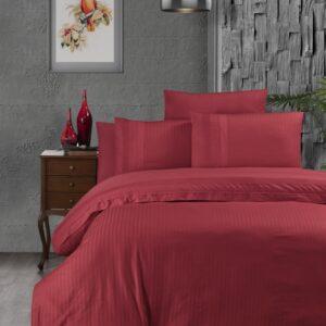 купить Постельное белье First choice de luxe ranforce gala red Красный фото