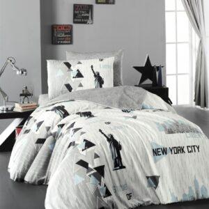купить Постельное белье First choice new york Серый фото