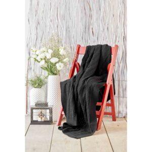купить Плед вязанный Karaca Home - Sofa siyah Черный фото