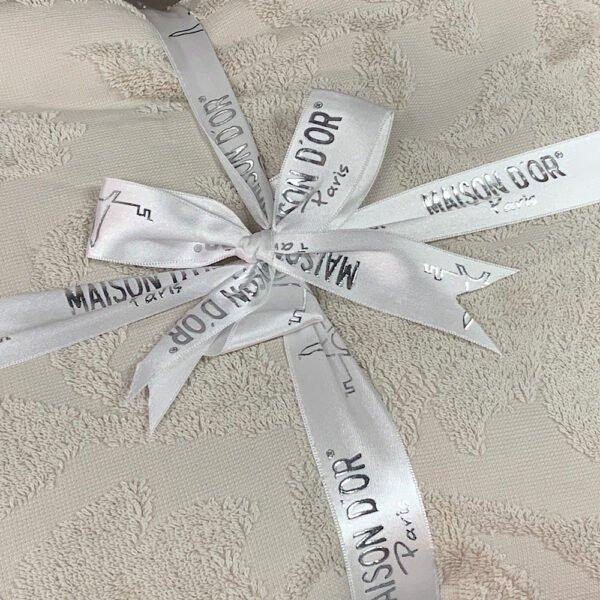 купить Махровая простыня Maison Dor SANDA BEIG Бежевый фото