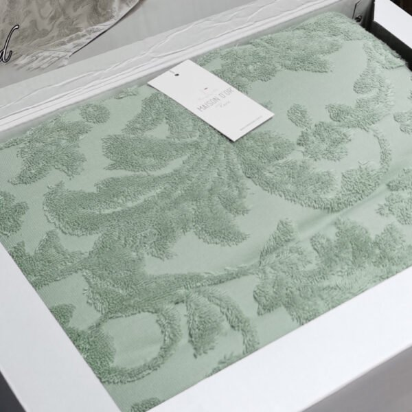 купить Махровая простыня Maison Dor SANDA GREEN Зеленый фото