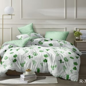 купить Постельное белье TAG R7569 Зеленый фото