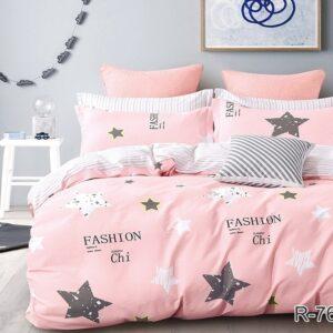 купить Постельное белье TAG R7623 Розовый фото