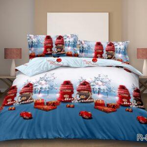 купить Постельное белье TAG R841 Голубой фото