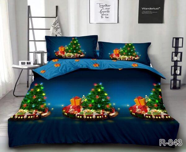 купить Постельное белье TAG R843 Синий фото