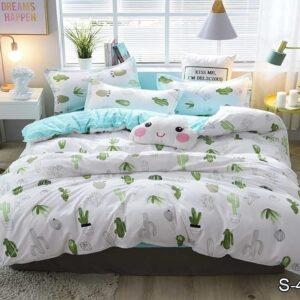 купить Постельное белье TAG S455 Голубой|Зеленый фото