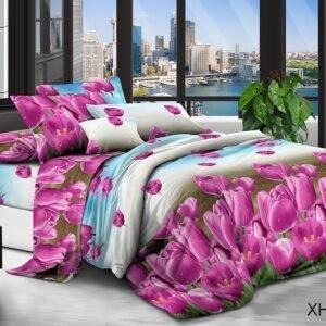 купить Постельное белье TAG XHY345 Розовый фото