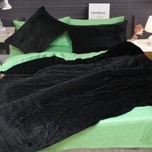 купить Постельное белье TAG зима-лето Black Черный фото