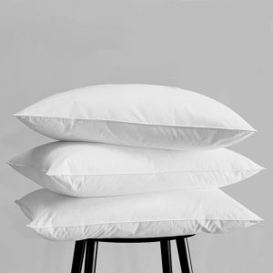 купить Подушка Maison Dor Пух с Пером Белый Белый фото 2