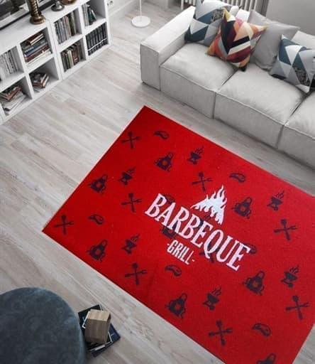 купить Коврик универсальный OLA BARBEKU BR02 Красный фото 2