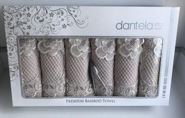 купить Набор полотенец Dantela Vita 5301 Кремовый фото