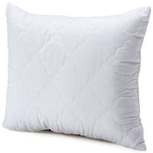 купить Подушка стеганная (микрофибра) Белый фото