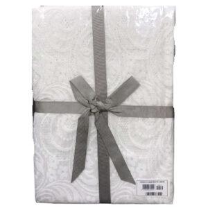 купить Скатерть TAC Jakar Masa 122035V12118 180x230 Белый фото