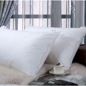 купить Пуховая Подушка Prestij Textile Белый фото 2