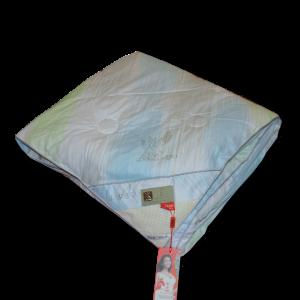 купить Одеяло бамбук с лавандой Голубой Голубой фото