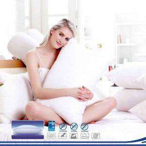 купить Подушка TULIP Анатомическая Белый фото
