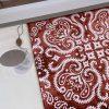 купить Постельное белье Сатин Принт Премиум - Dantela Vita Grace Brick Красный фото 101546