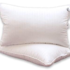 купить Подушка Eco-страйп Белый фото