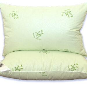 купить Подушка лебяжий пух Bamboo Зеленый фото