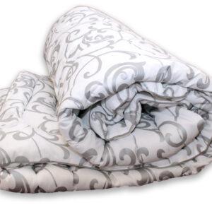 купить Одеяло лебяжий пух Venzel Серый фото