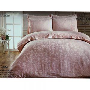 купить Постельное белье Maison Dor - MIRABELLA DANTELLA ROSE Бежевый фото 4