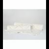 купить Набор ковриков Irya - Algoma Ekru Белый фото 103610