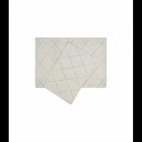 купить Набор ковриков Irya - Algoma Ekru Белый фото