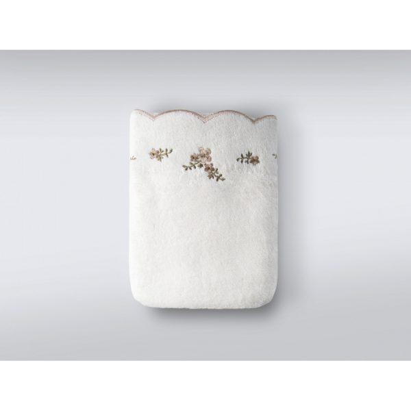 купить Набор полотенец Irya - Clarina Ekru 3 Шт Кремовый фото