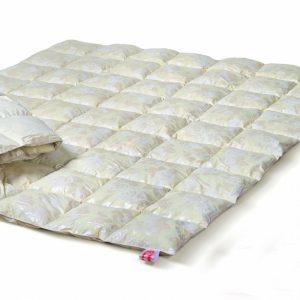 купить Одеяло Эко Пух - Пух 50% Перо 50% Зеленый фото