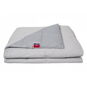 купить Одеяло Penelope - Cool Down Пуховое King Size Серый фото
