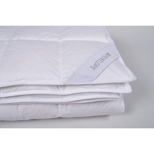 купить Одеяло Penelope - Tropica Пуховое Белый фото