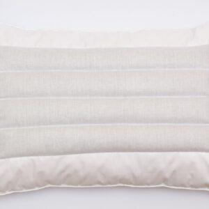 купить Ортопедическая подушка гречиха Белый фото