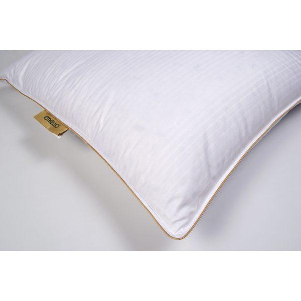 купить Подушка Othello - Piuma 90 Пуховая Белый фото
