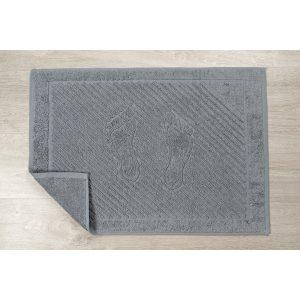 купить Полотенце для ног Iris Home - Orta Gri Серый фото