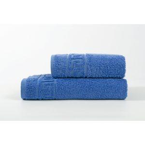 купить Полотенце Iris Home - Бордюр Palace Blue Синий фото