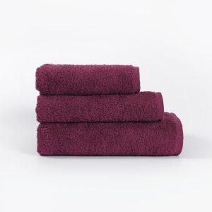 купить Полотенце Iris Home Отель - Beaujolais Бордовый Бордовый фото