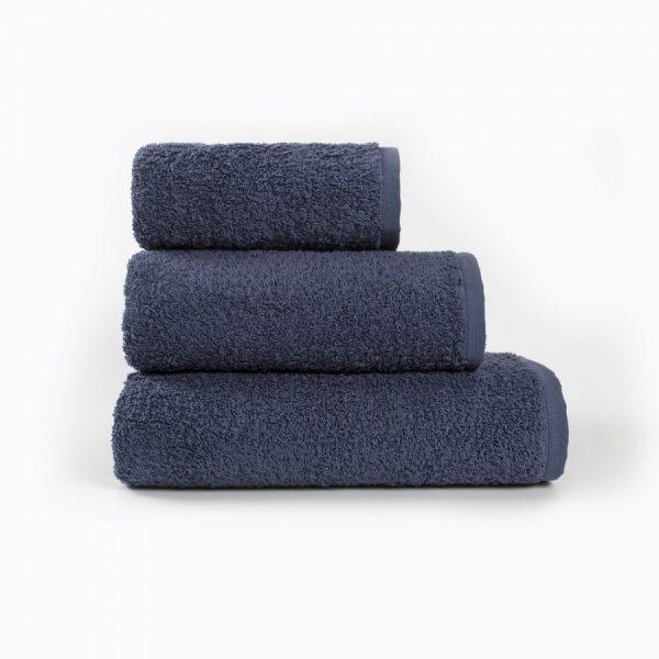 купить Полотенце Iris Home Отель - Ensing Blue Синий Синий фото