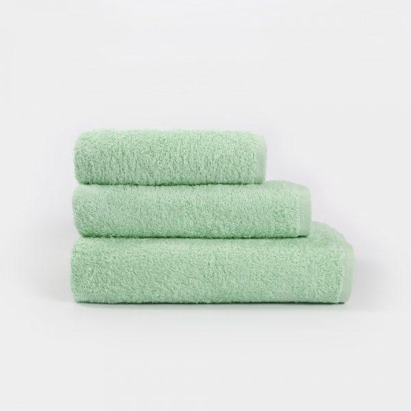 купить Полотенце Iris Home Отель - Jennet Yesil Зеленый Зеленый фото