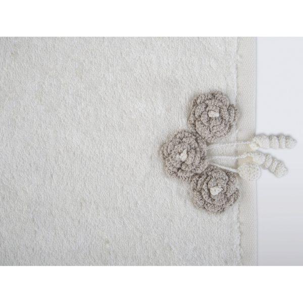 купить Полотенце Irya - Labelle Ekru Кремовый Кремовый фото