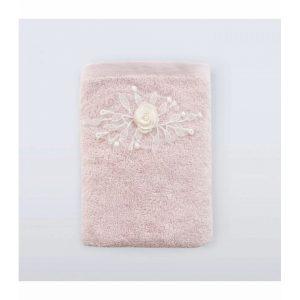 купить Полотенце Irya Wedding - Heaven Pudra Розовый фото