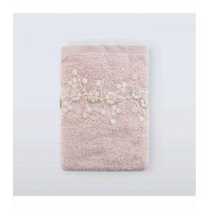 купить Полотенце Irya Wedding - Ivy Pudra Розовый фото