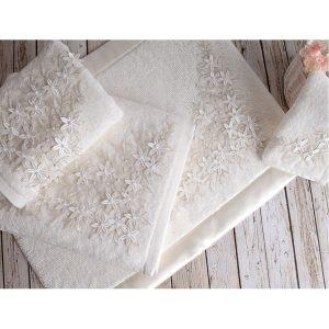 купить Полотенце Irya Wedding - Lavita Кремовый фото