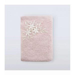 купить Полотенце Irya Wedding - Lavita Pudra Розовый фото