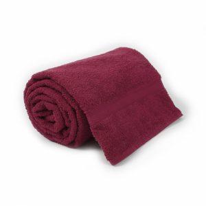 купить Полотенце Lotus Отель Бордо Бордовый фото