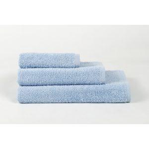 купить Полотенце Lotus Отель 400 г/м Голубой Голубой фото