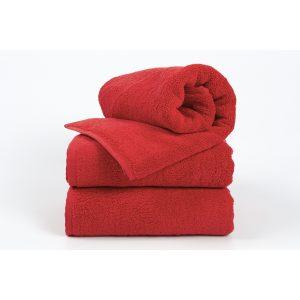 купить Полотенце Lotus Отель 20/2 Красный Красный фото
