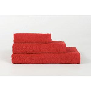 купить Полотенце Lotus Отель V1 400 г/м Красный Красный фото