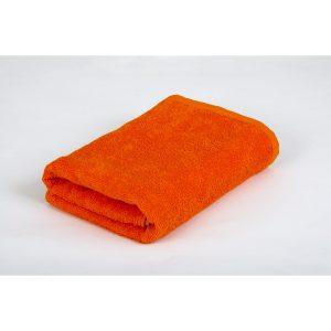 купить Полотенце Lotus Отель 420 г/м Оранжевый Оранжевый фото