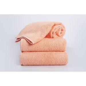 купить Полотенце Lotus Отель V1 420 г/м Оранжевый Оранжевый фото